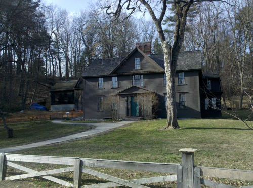 Louisa May Alcott Orchard House