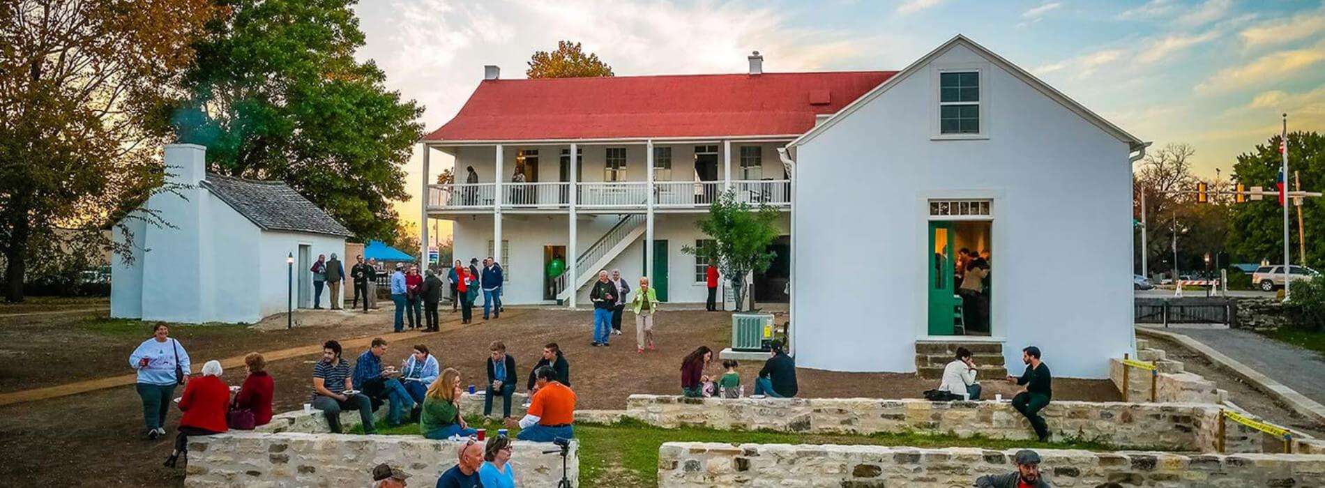 Landmark Inn, Castroville, TX