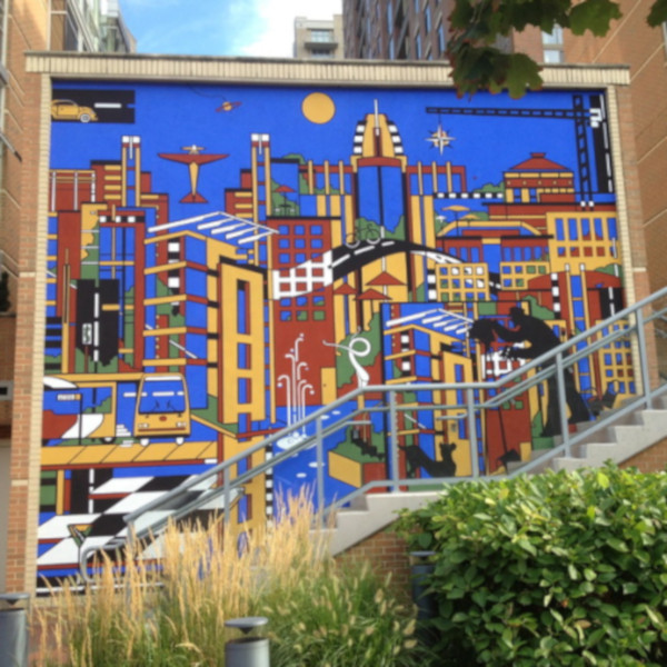 MIDTOWN NORTH COMMUNITY MURAL
