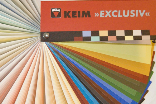 KEIM Exclusiv Color Palette Book