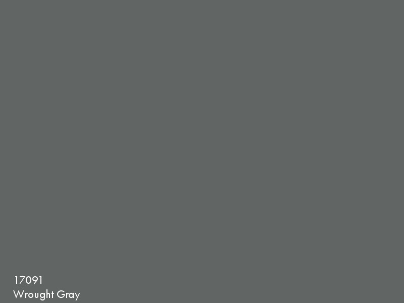 KEIM Wrought Gray paint color