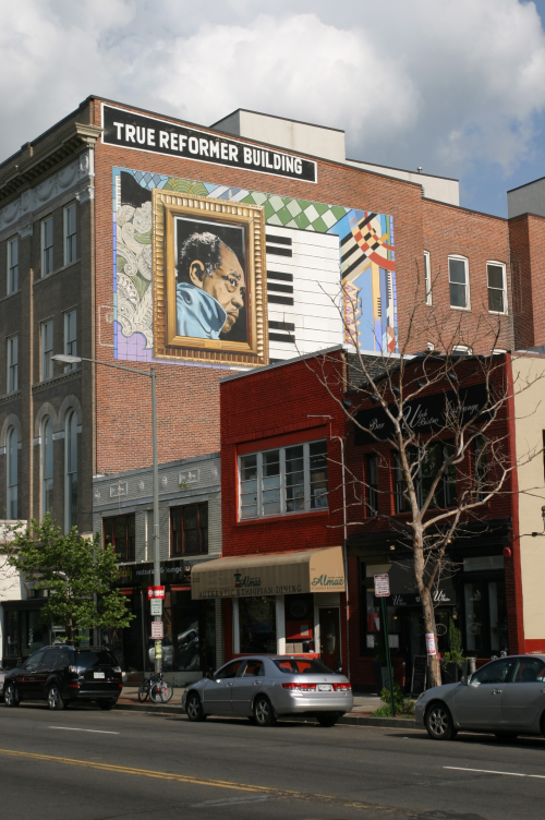 Duke Ellington Mural