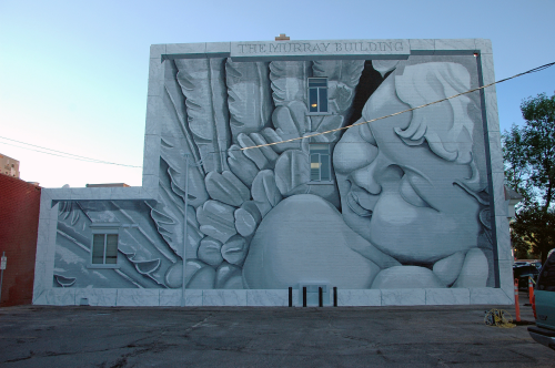 The Murray Building Mural